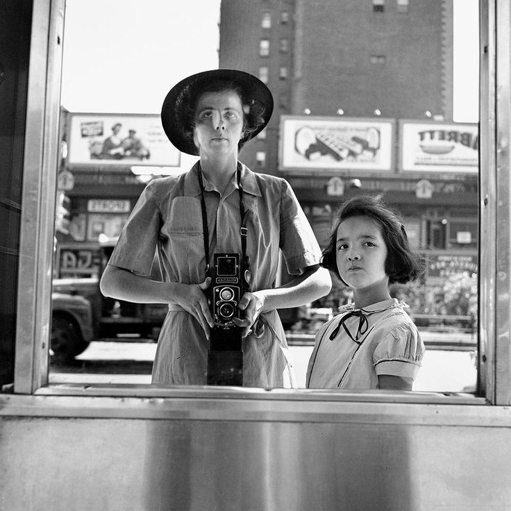 Self-Portraits   Vivian Maier Photographer