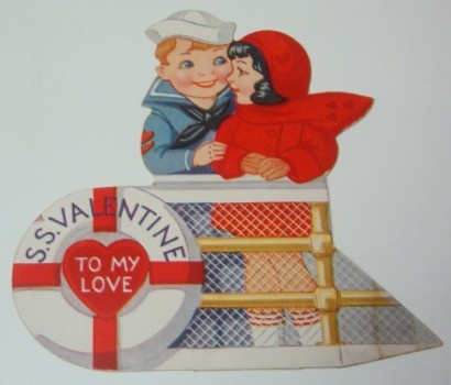 Pin By Susan Smith On Vintage Valentines Pinterest