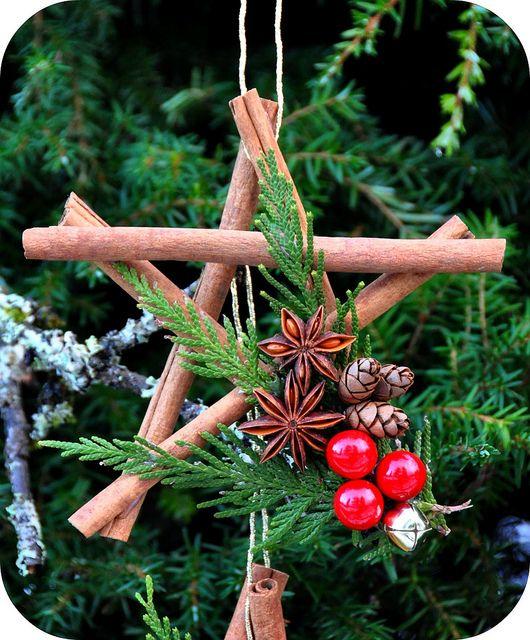 Cinnamon Christmas Stars