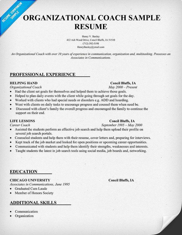 sample high school student resume example basketball coach resume