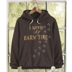 Barn Time Hoodie