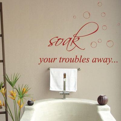 bathroom wall sticker quotes uk. about bathroom rules diy vinyl,