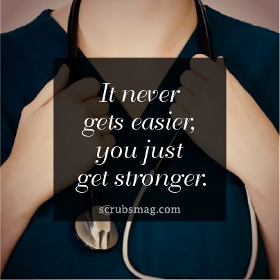 What doesn't kill you makes you stronger! #Nurses #Quotes #Inspiration