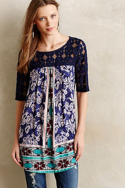 Maite Tunic - anthropologie.com #anthrofave