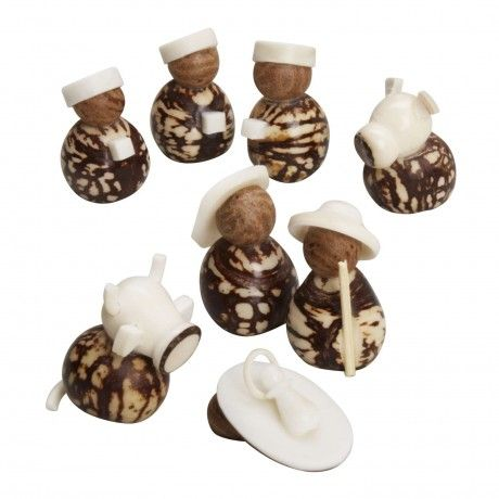 Tagua Nut Nativity