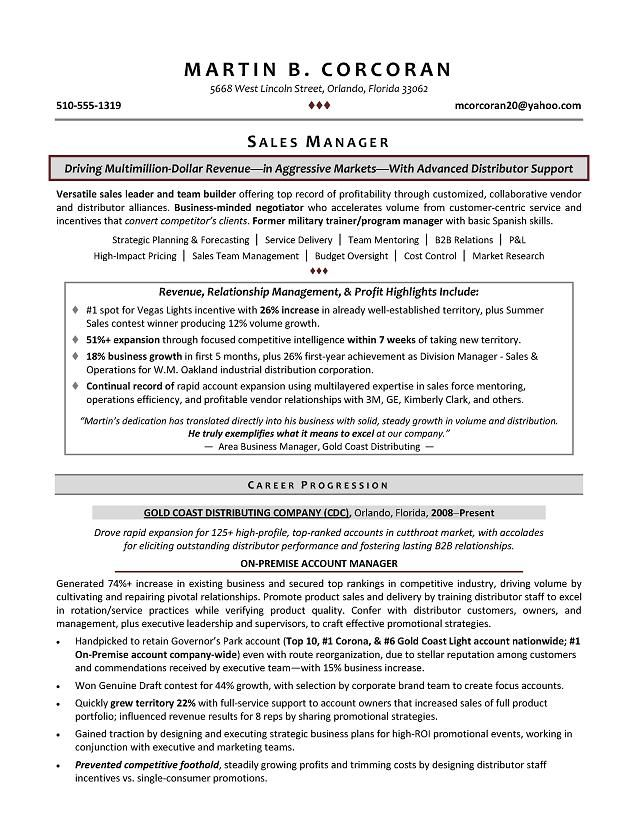 award winning resume example job tips pinterest