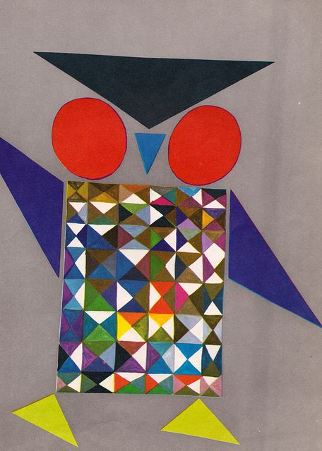 'Owl' by Brian Wildsmith (1965)