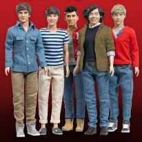 I need all of these...One Direction dolls  -H