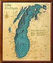 3D Wood Lake Maps | Meeee... | Pinterest