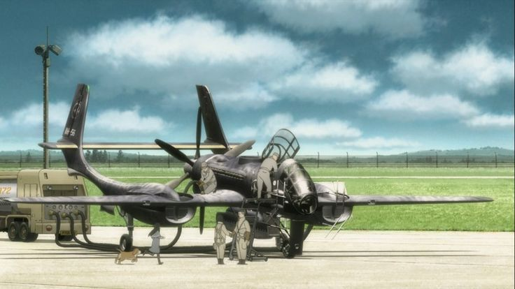 the sky crawlers hangar pinterest
