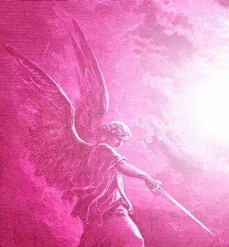 Arcangel Chamuel: llena mi vida de amor!
