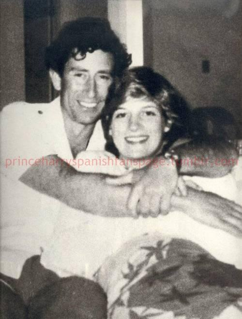 Prince Charles & Diana