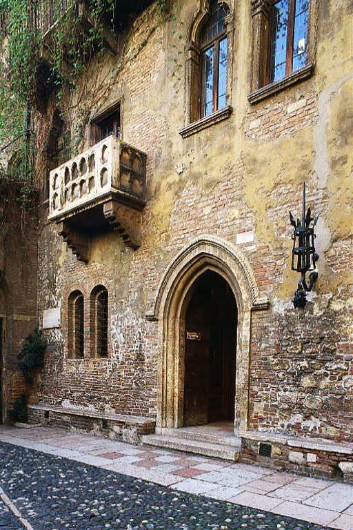 La Casa di Giulietta, Verona