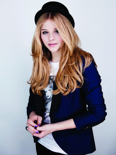 A lot of readers said they'd love to see Chloë Grace Moretz play Maximum Ride. What do you think?