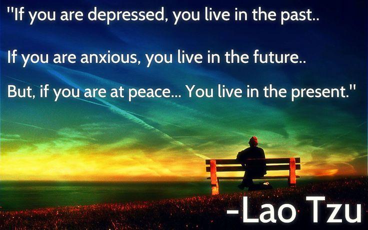Calming quote