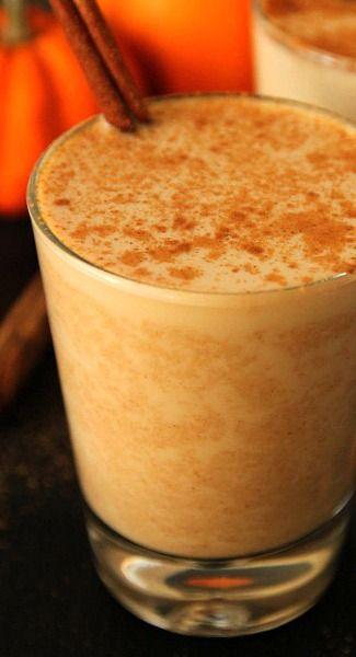 Pumpkin Chai Latte | pumpkin dessert drink recipe