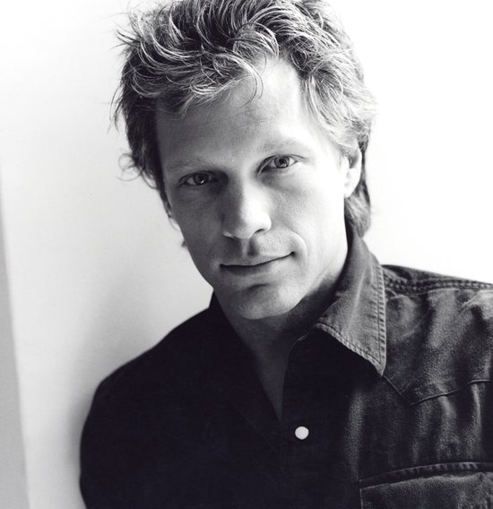 Jon Bon Jovi John Francis Bongiovi Pinterest