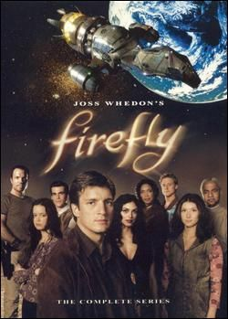 Firefly: The Complete Series [4 Discs] DVD 024543089292 Front