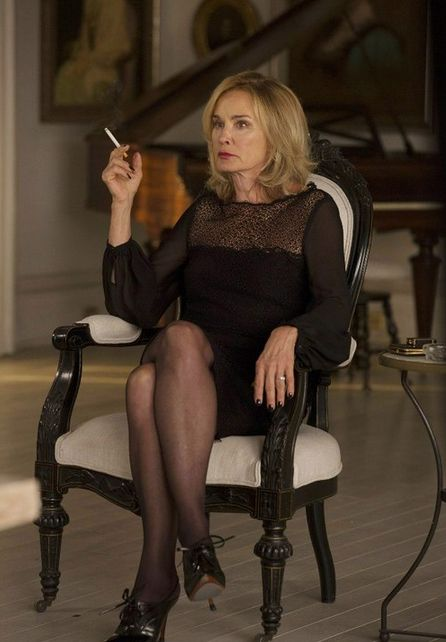 Jessica Lange in AMERICAN HORROR STORY: COVEN.