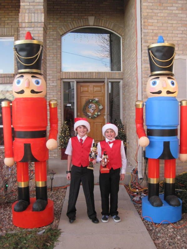 build your own nutcrackers