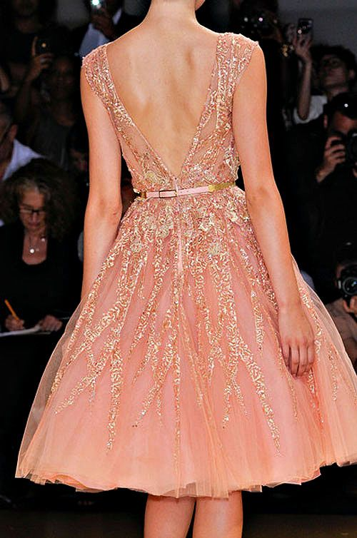 floraspice:  Elie Saab Haute Couture Fall/Winter 2012