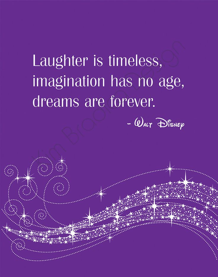 Disney Quote Wall Art,