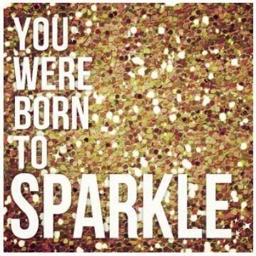 Sparkle!  Tack @ Claudia Park Park Rodriguez.  Ja jag var / - inspiration via http://missblossomdesign.blogspot.com.au # missblossomdesign