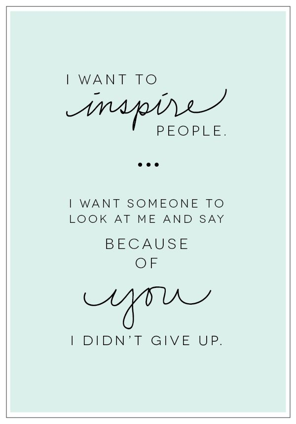 """I want to inspire people. I want someone to look at me and say 'because of you, I didn't give up.'""  Through my experiences at Rasmussen College and my personal motivation to overcome adversities, I have been told that I am an inspiration to others. #RasSpirit"