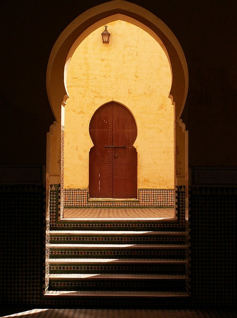 Doorway,  Meknes Morocco
