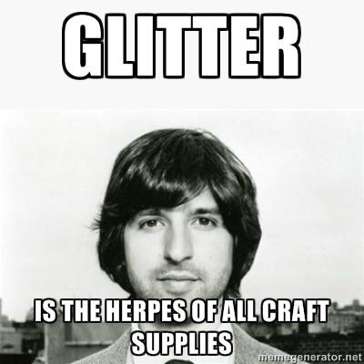 Glitter Graduation Caps | TheSparkleSisters