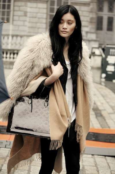 Cozy cool minus the fur.