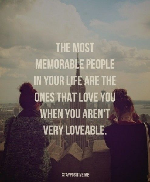 The most important people in your life