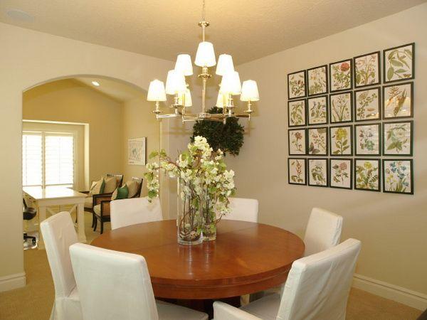 Small Formal Dining Room