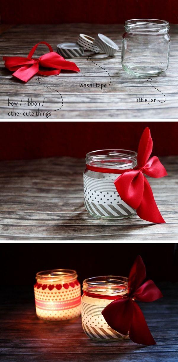 whasi  tape + little jar