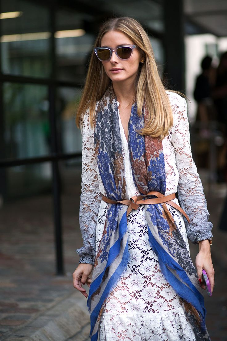 London Calling: Street Style Spring 2015 Olivia Palermo in Burberry
