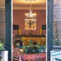 アビゲイルのブログから:宝石デザイナー・ソランジュのお宅