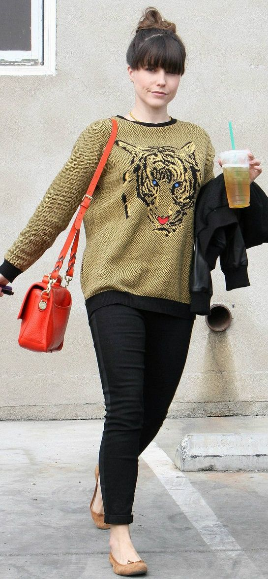 Street Style: Sophia Bush