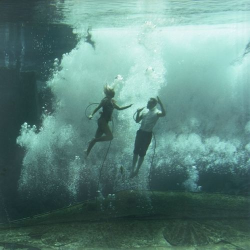 From The Underwater Mermaid Theater Annie Collinge
