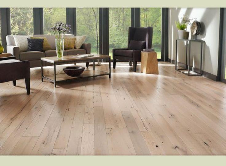hardwood flooring trend