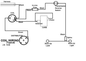 Ignition Coil wiring diagram | Bug Info | Pinterest