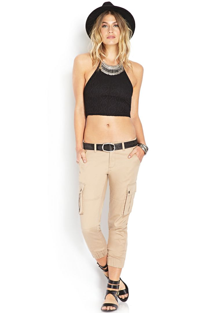 In Command Cargo Joggers | FOREVER21 - 2000107120