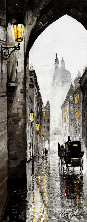 Old Street ~ Yuriy Shevchuk