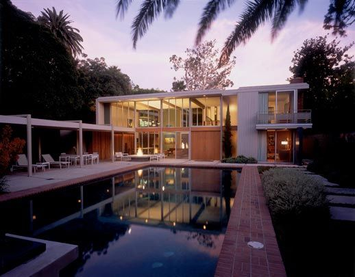Staude House - Valley Oak Drive, Los Angeles 1960