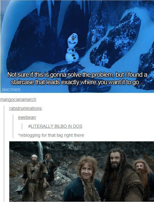 """You have keen eyes, Master Olaf.""  <LOL!!  This is so true!!"