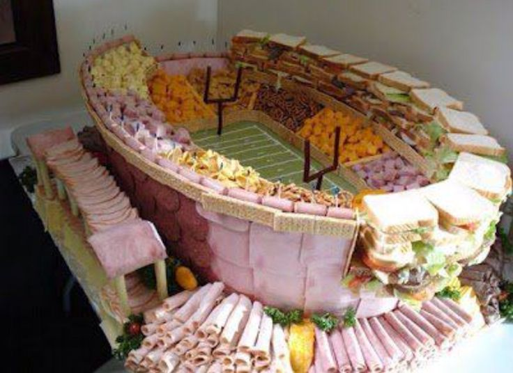 Food snack - Football stadium