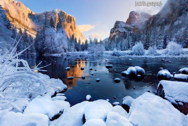 Winter Season in Yosemite National Park | Flickr - Photo Sharing!
