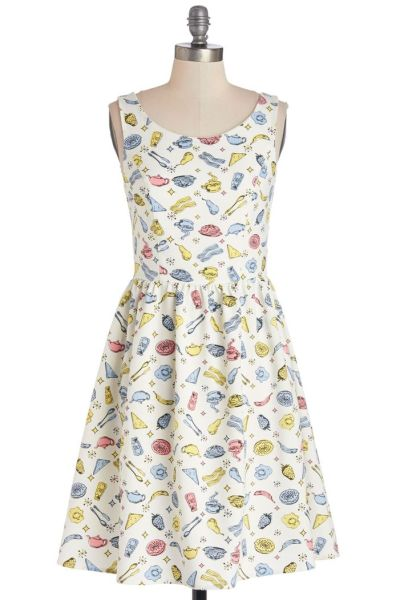 Eggs and Shakin' Dress $84.99 from Modcoth