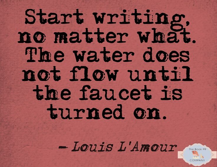Image result for writing inspiration quotes