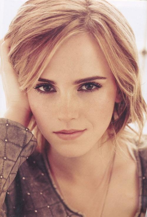 Talia inspiration  Emma Watson