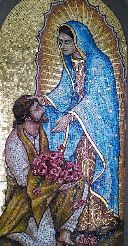 www.tektonministries.org #tekton #pilgrimage Our Lady of Guadalupe